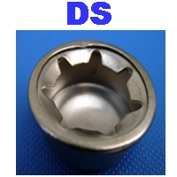 D-Type  Cap Nut